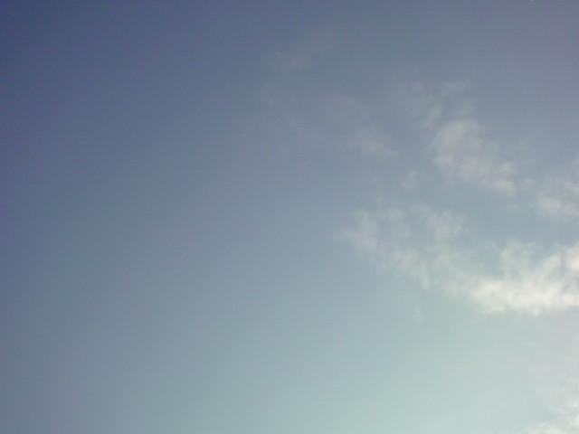 「すっきり青空」_e0051174_7153414.jpg