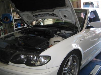 BMW(E-M3C) オルタネーター修理_e0169210_19345313.jpg