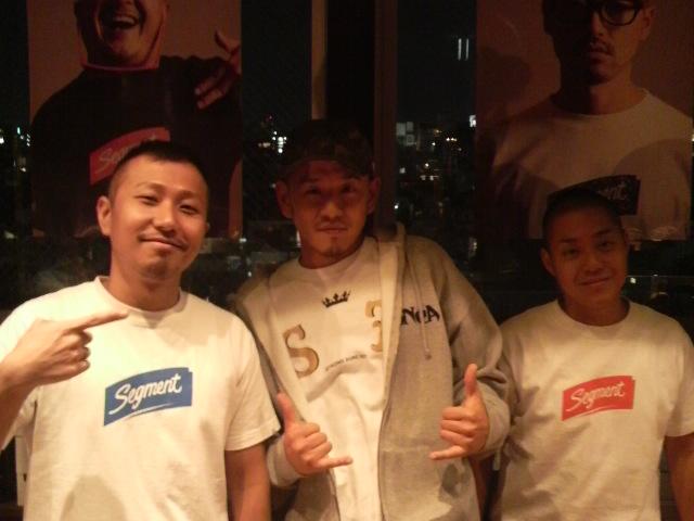 SEGMENT Launch Exhibition 二日目_d0107546_19195818.jpg