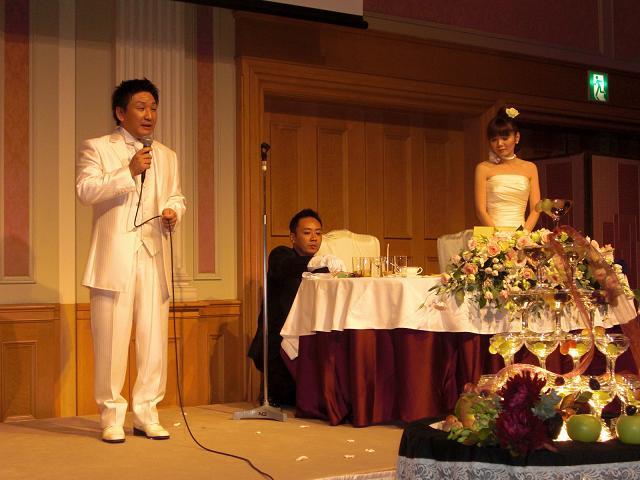 10月10日 名古屋にて 結婚パーティー_c0151965_2212184.jpg