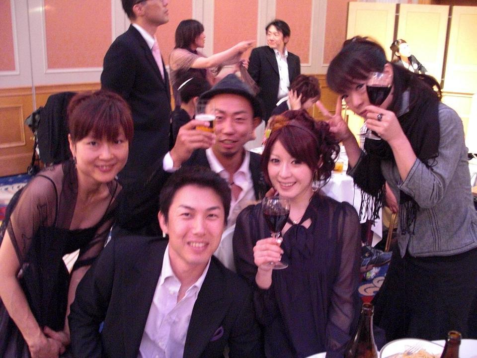 10月10日 名古屋にて 結婚パーティー_c0151965_22131746.jpg