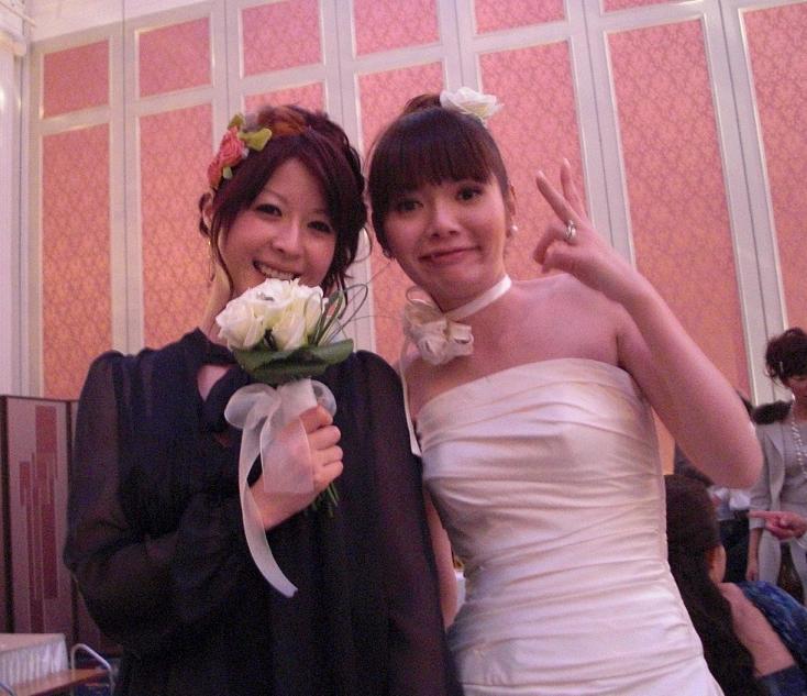 10月10日 名古屋にて 結婚パーティー_c0151965_22211282.jpg
