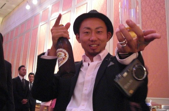 10月10日 名古屋にて 結婚パーティー_c0151965_22225533.jpg