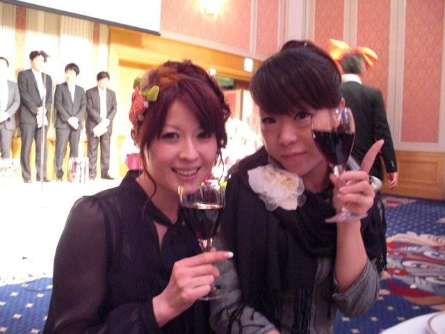10月10日 名古屋にて 結婚パーティー_c0151965_2222648.jpg