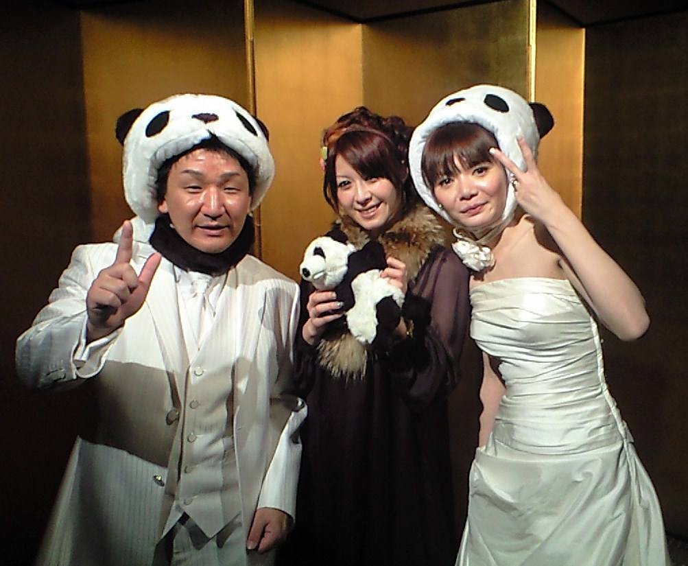 10月10日 名古屋にて 結婚パーティー_c0151965_22244880.jpg