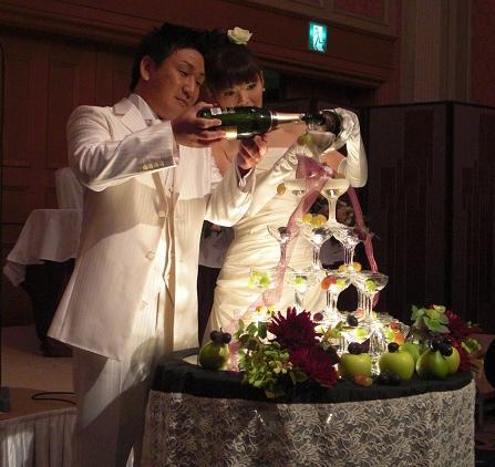 10月10日 名古屋にて 結婚パーティー_c0151965_2285850.jpg