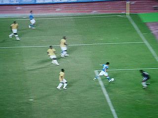 日本×トーゴ キリンチャレンジカップ2009_c0025217_1172450.jpg