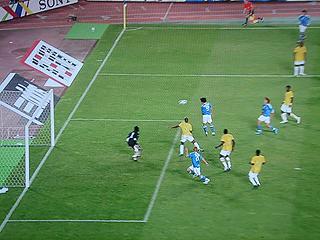 日本×トーゴ キリンチャレンジカップ2009_c0025217_11751100.jpg