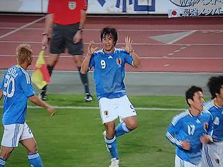 日本×トーゴ キリンチャレンジカップ2009_c0025217_118199.jpg