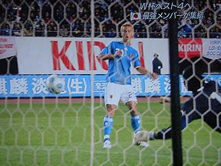 日本×トーゴ キリンチャレンジカップ2009_c0025217_1182077.jpg
