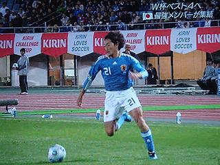 日本×トーゴ キリンチャレンジカップ2009_c0025217_118781.jpg