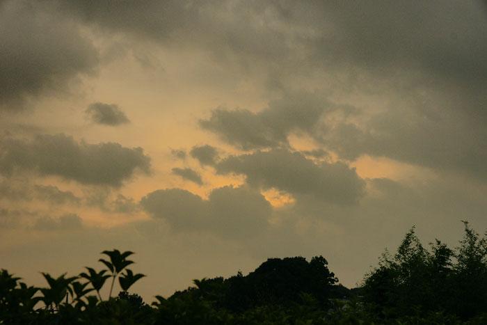 雲の日の朝_e0077521_18234723.jpg