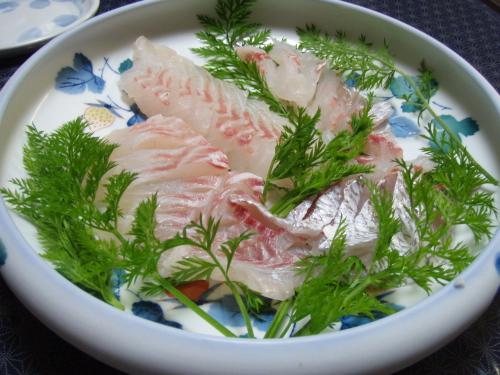 鯛料理_a0077071_1649498.jpg