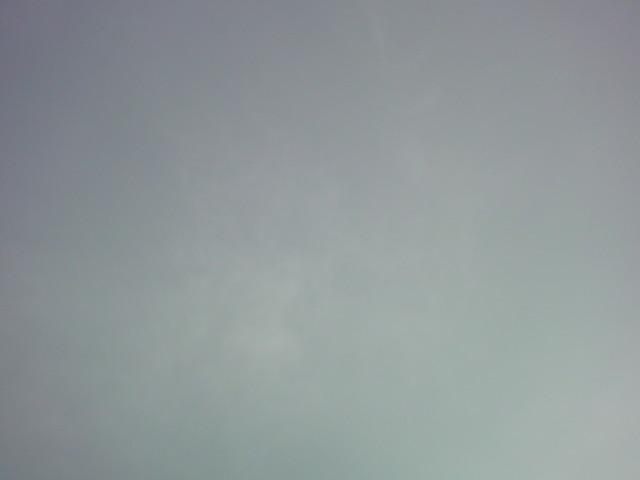 「今日も穏やかな秋空!」_e0051174_7363314.jpg