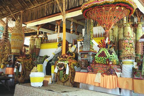 バリ島2009 - 生活と仕えること_a0057402_18515896.jpg