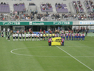FC東京×柏レイソル J1第29節_c0025217_1430348.jpg