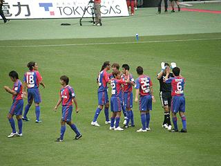 FC東京×柏レイソル J1第29節_c0025217_14305640.jpg