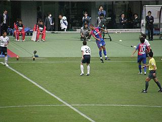 FC東京×柏レイソル J1第29節_c0025217_14322336.jpg