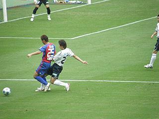 FC東京×柏レイソル J1第29節_c0025217_14323258.jpg