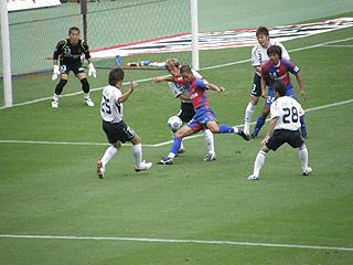 FC東京×柏レイソル J1第29節_c0025217_14323897.jpg