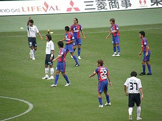 FC東京×柏レイソル J1第29節_c0025217_14324694.jpg