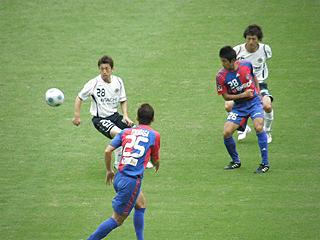 FC東京×柏レイソル J1第29節_c0025217_1432849.jpg