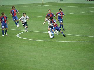FC東京×柏レイソル J1第29節_c0025217_14332679.jpg