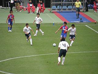 FC東京×柏レイソル J1第29節_c0025217_14335195.jpg