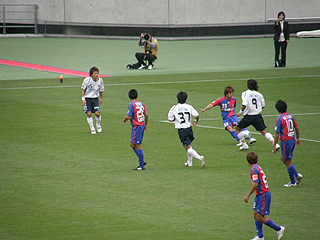 FC東京×柏レイソル J1第29節_c0025217_1434099.jpg