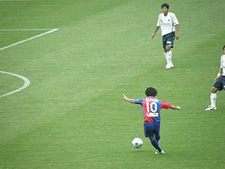 FC東京×柏レイソル J1第29節_c0025217_14342668.jpg