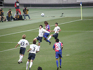 FC東京×柏レイソル J1第29節_c0025217_143438100.jpg