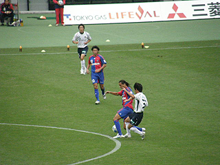FC東京×柏レイソル J1第29節_c0025217_14345540.jpg