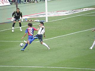 FC東京×柏レイソル J1第29節_c0025217_14355377.jpg
