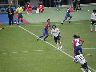 FC東京×柏レイソル J1第29節_c0025217_1437176.jpg