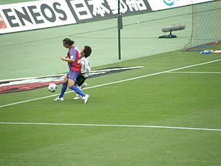 FC東京×柏レイソル J1第29節_c0025217_14373130.jpg