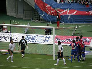 FC東京×柏レイソル J1第29節_c0025217_14382094.jpg