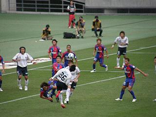 FC東京×柏レイソル J1第29節_c0025217_14384029.jpg