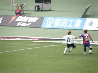 FC東京×柏レイソル J1第29節_c0025217_1438664.jpg