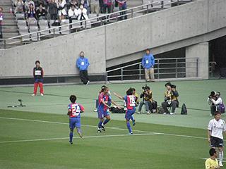 FC東京×柏レイソル J1第29節_c0025217_14392773.jpg
