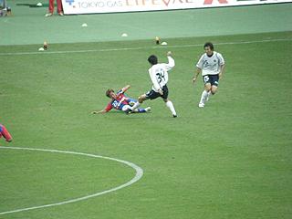 FC東京×柏レイソル J1第29節_c0025217_1439435.jpg