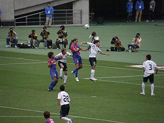 FC東京×柏レイソル J1第29節_c0025217_1439851.jpg