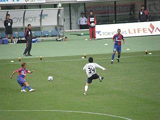FC東京×柏レイソル J1第29節_c0025217_14402148.jpg