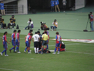 FC東京×柏レイソル J1第29節_c0025217_14403560.jpg
