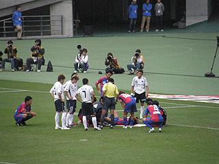 FC東京×柏レイソル J1第29節_c0025217_14404191.jpg