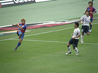 FC東京×柏レイソル J1第29節_c0025217_14412997.jpg