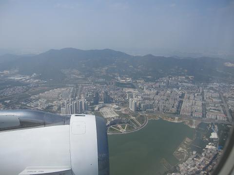 香港からアモイ、龍岩へ_d0026830_21244583.jpg