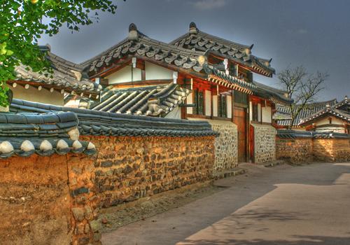 韓国 - 河回村_c0214542_1651027.jpg