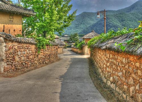 韓国 - 河回村_c0214542_1652555.jpg