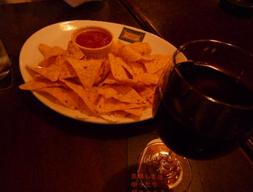 一日1杯のワイン@新宿_f0031554_2126866.jpg