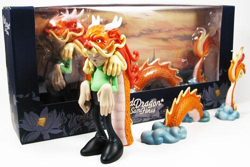 Kid Dragon by Sam Flores_e0118156_21374754.jpg